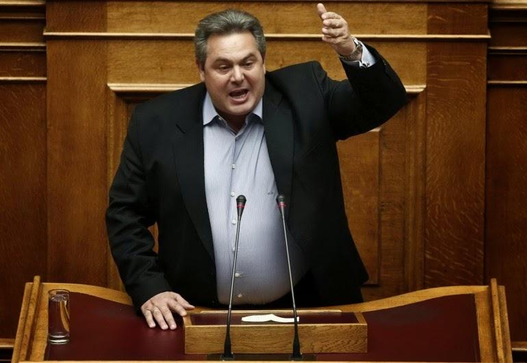 Grecia: minaccia l'Europa con clandestini ed ISIS