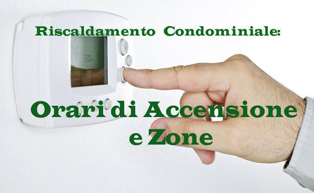Riscaldamento: orari e periodo accensione Condominio 2017