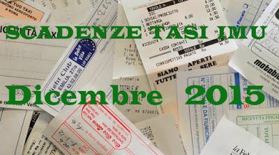 IMU e TASI 2016: novità scadenza, agevolazioni, esenzioni, riduzioni
