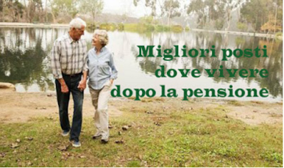 Tasse per pensionati all'estero dove andare per pagare meno