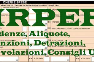 Irpef archives tasse economia italia notizie di imposte - Scadenza imposte 2017 ...