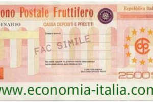 Imposta di Bollo e Tassazione Buoni Fruttiferi Postali