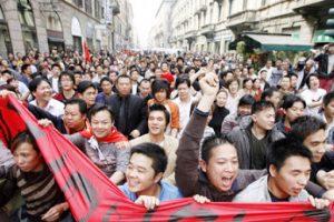 evasione fiscale cinesi in italia