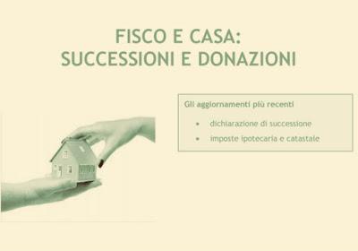 Tassa di successione calcolo aliquote prima casa ereditaria ecc tasse economia italia - Tasse successione immobili ...