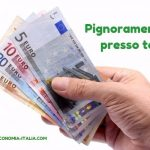 Pignoramento presso terzi: stipendio, beni, come riprendere i soldi