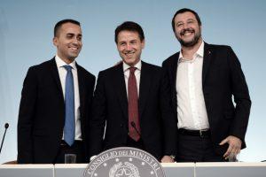 Governo Italiano Prevede Stagnazione Economica nel 2019