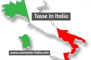 Tasse in Italia: quali e quante tasse si pagano in Italia